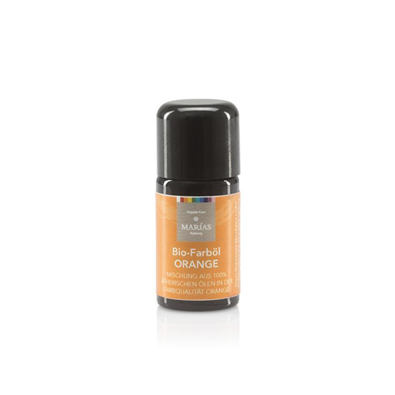 Bio Farböl ORANGE, 5 ml