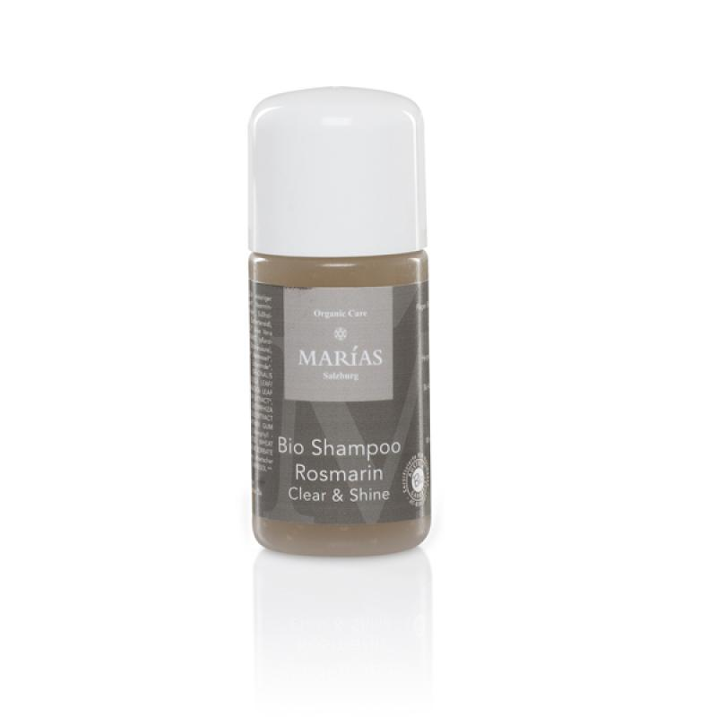 Bio Shampoo Rosmarin, Clear&Shine, 20ml