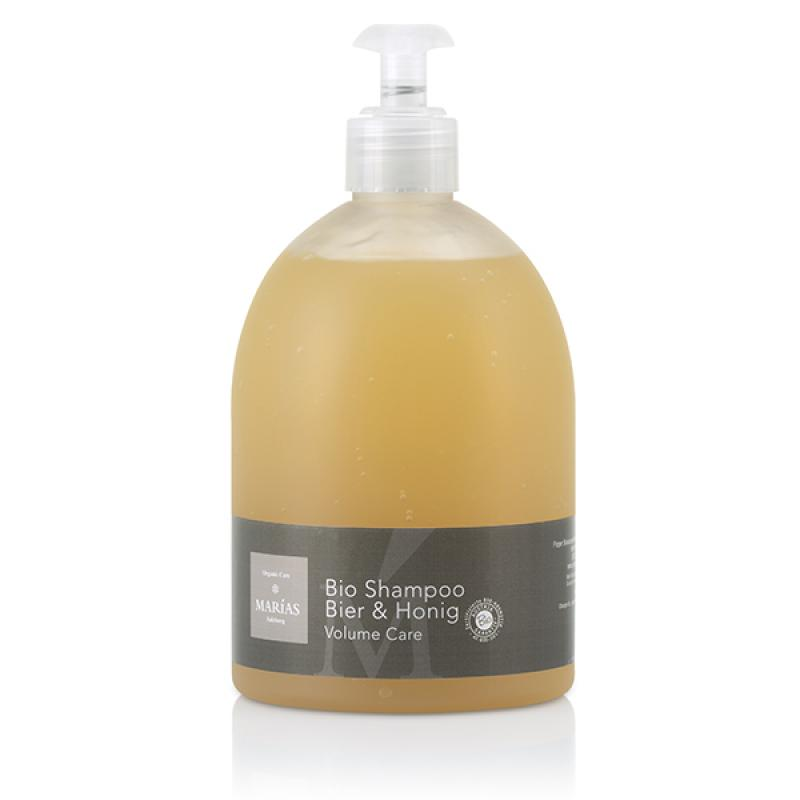 Bio Shampoo Bier & Honig Volume Care, 500 ml