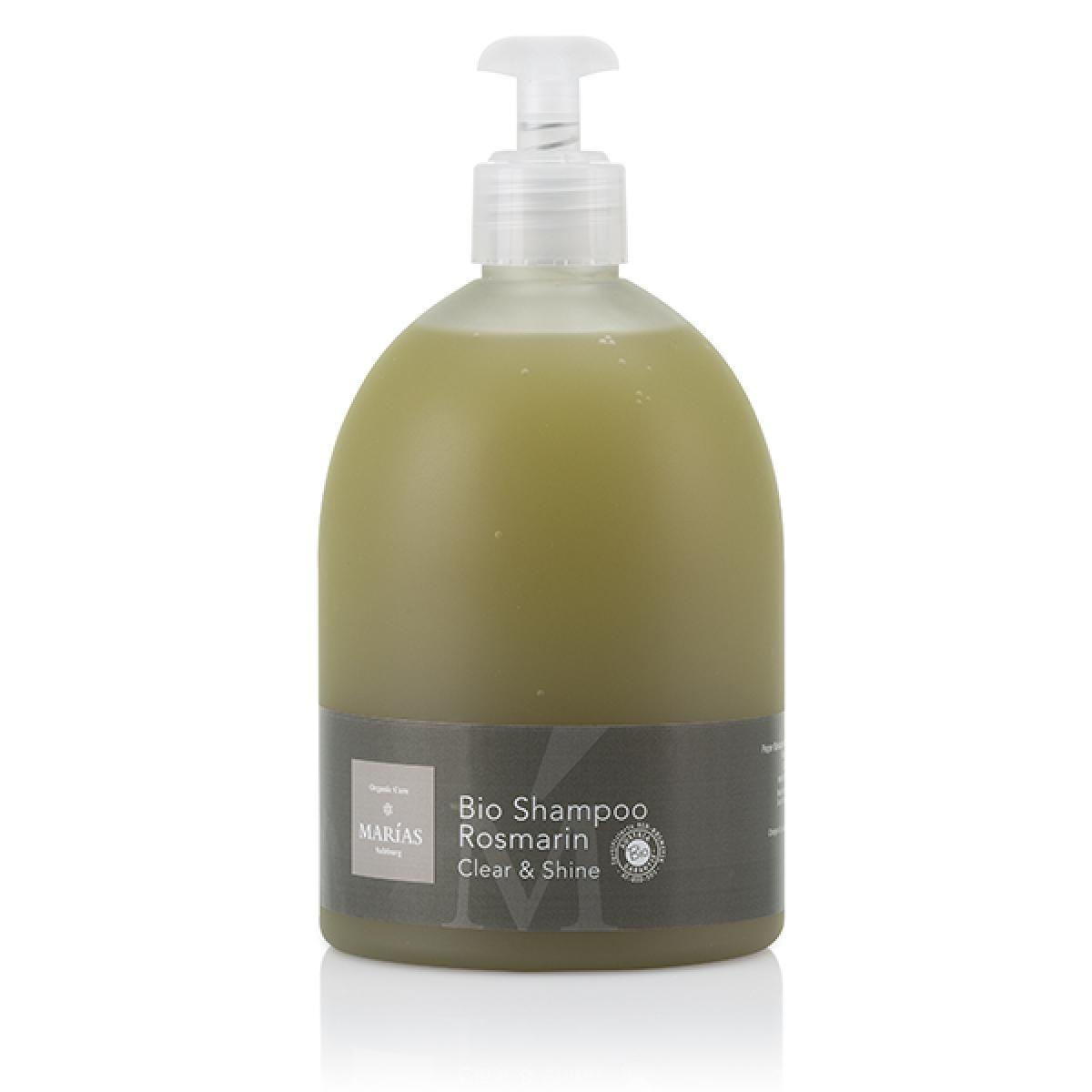 Bio Shampoo Rosmarin Clear & Shine, 500 ml