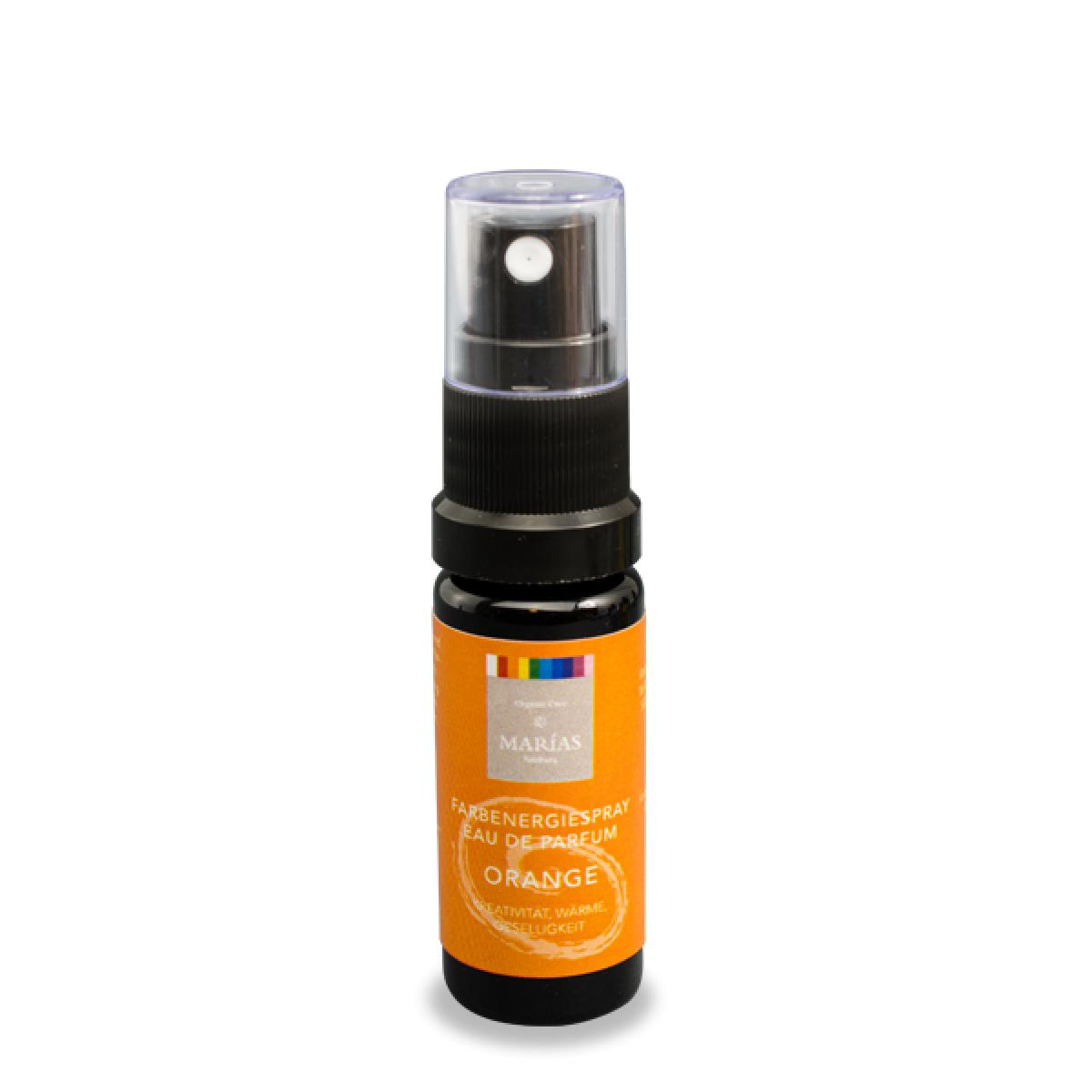Farbenergie-Spray Eau de Parfum orange, 10 ml